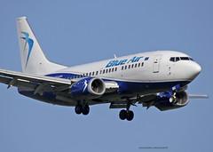 B737-500_BlueAir_YR-AMA-001 (Ragnarok31) Tags: boeing b737 b735 b737500 blue air yrama