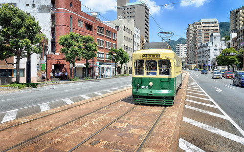 Nagasaki street