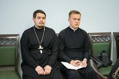 Заседание Ученого совета Минской духовной академии