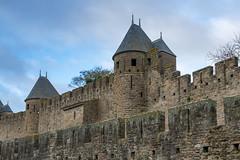 49614-Carcassonne (xiquinhosilva) Tags: 2018 carcassonne cité fortified france languedoc medieval occitanie unescoworldheritage flickrsync:perm=public aude