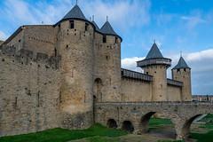 49646-Carcassonne (xiquinhosilva) Tags: 2018 carcassonne cité fortified france languedoc medieval occitanie unescoworldheritage aude