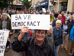 _1038237.jpg (Stephen.Bingham) Tags: bristolstopthecoupmarch events brexit politics bristol protest march demonstration prorogation bristolforeurope placard ccbysa creativecommons attributionsharealike