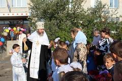 08. Молебен в Долинской школе 02.09.2019
