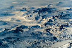 Artic Land (FVillalpando) Tags: aerial artic ice white landscape cold texture light shadow ngysa