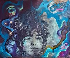 Coiffure (Atelier Teee) Tags: terencefaircloth atelierteee mural streetart chicago illinois woman hair wickerpark