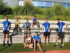 segunda parte temporada team clavería entrenamiento 2