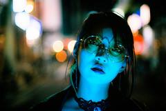 (maxwellkimi) Tags: analog film girl color friends bokeh japan portrait street happyplanet asiafavorites
