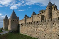 49769-Carcassonne (xiquinhosilva) Tags: 2018 carcassonne cité fortified france languedoc medieval occitanie unescoworldheritage aude