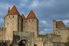 49776-Carcassonne (xiquinhosilva) Tags: 2018 carcassonne cité fortified france languedoc medieval occitanie unescoworldheritage aude