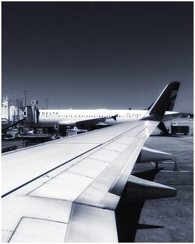 Remarkable Delta Airlines Boeing 737 Flight From Atlanta To San Machost Co Dining Chair Design Ideas Machostcouk