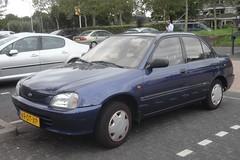 Daihatsu Valéra 1.5 SXi 4-1-2000 69-DT-XP (Fuego 81) Tags: daihatsu valéra 2000 69dtxp onk sidecode6 87dxvf