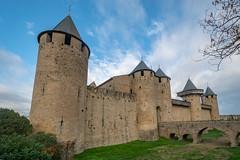49654-Carcassonne (xiquinhosilva) Tags: 2018 carcassonne cité fortified france languedoc medieval occitanie unescoworldheritage aude
