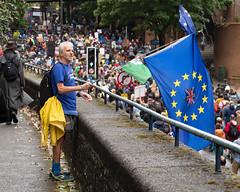 _1038275.jpg (Stephen.Bingham) Tags: bristolstopthecoupmarch events brexit politics bristol protest march demonstration prorogation bristolforeurope flag ccbysa creativecommons attributionsharealike