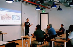 20190903_Hacking the New World of Work Presentation to En-novate Delegation (Assaf Luxembourg) Tags: assaf luxembourg