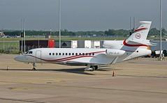 PH-AJX Falcon 7X CVT 04-09-13 (cvtperson) Tags: phajx dassault falcon 7x coventry airport cvt egbe
