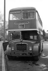 Bus ...portrait-style (Fray Bentos) Tags: 544bbl aldervalley thamesvalley bristollodekka ecw bristolflf nationalbuscompany