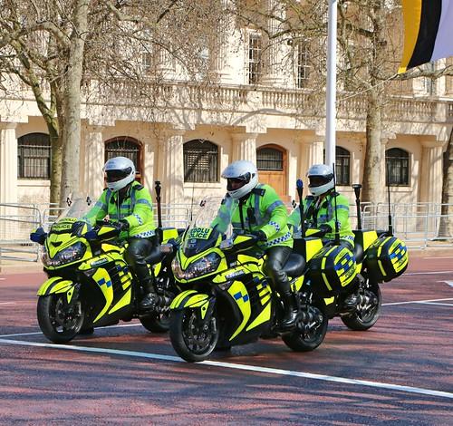 Heddlu Police - Central Escort Group