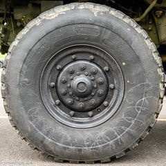 Squared Tire (Jim Frazier) Tags: 1941 2019 2019cantigny 20190820cantignymvpa abstract antique army august automobiles cantigny cantignypark carshows centered centralperspective circles classic classiccars closeup cloudy detail devices dupage equipment goodyear headlights headon heritage historic historical history il illinois jimfraziercom lens linedup machinery machines marines mechanical metal military militaryvehiclepreservationassociation mvpa navy old overcast parks patterns perpendicular pov q3 radials rounds rubber shows square squaredcircle steel study summer symmetrical symmetry tightcrop tire transportation vehicles vintage wheaton wheel wheels trucks