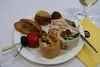 Fingerfood und Salat (multipel_bleiben) Tags: essen fingerfood tagung imbiss gastronomie salat