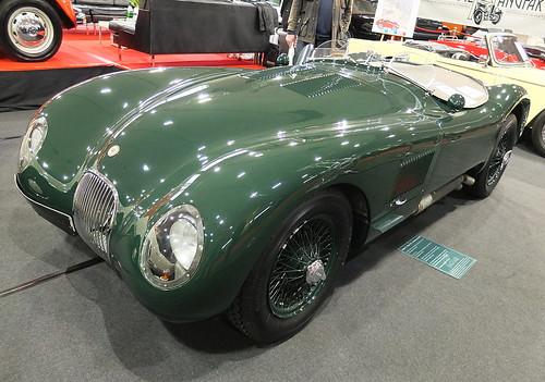 Jaguar C-Type Replica (Proteus) 1967 - a photo on Flickriver
