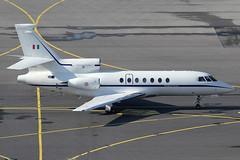 Italian Air Force Dassault Falcon 50 (VC 50A) MM62026 (c/n 193) (Manfred Saitz) Tags: vienna airport schwechat vie loww flughafen wien italian air force dassault falcon 50 fa50 mm62026