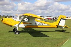 G-CBFK (GH@BHD) Tags: gcbfk murphyaircraft murphy rebel murphyaircraftrebel murphyrebel laarally2019 sywellairfield laarally laa sywell microlight aircraft aviation