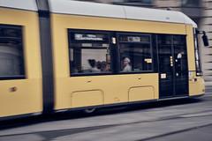 Motion (Jontsu) Tags: berlin germany deutschland street streetphotography fuji fujifilm xt3 35mm tram