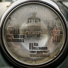 Squared Headlight (Jim Frazier) Tags: 1941 2019 20190820cantignymvpa 2019cantigny militaryvehiclepreservationassociation abstract antique army august automobiles cantigny cantignypark carshows cars centered centralperspective circles classic classiccars closeup cloudy detail devices dupage dupagecounty equipment glass headon headlights heritage historic historical history il illinois jimfraziercom lens linedup machinery machines marines mechanical metal mvpa navy old overcast packard parks patterns perpendicular pov q3 radials rounds shows square squaredcircle steel study summer symmetrical symmetry tightcrop transportation vehicles vintage wheaton wheels