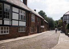 Exeter, old houses. (kevanbutcher1) Tags: exeter devon oldhouses stonestreet
