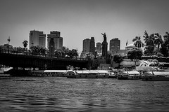 6012 (obyda) Tags: blackwhite bnw black blackandwhite building nile natural nature night abstract architecture art canon cairo egypt