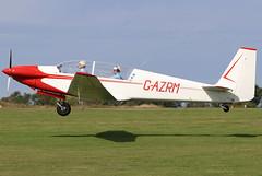 G-AZRM (GH@BHD) Tags: gazrm sportaviaputzer rf5 sportaviaputzerrf5 laarally laarally2019 sywellairfield laa sywell aircraft aviation motorglider