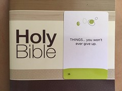 Card 39 (Pookie_Monster) Tags: things you wont ever give up card 39