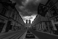 La cathédrale (Jacques Isner) Tags: cathédrale orléans pentax pentaxart pentaxflickraward pentaxk1 rue samyang14mm samyang urbain jacquesisner