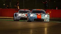 Porsche 911 RSR 2018 Followed by 2019 model - Explored 4/09/19 (Gary8444) Tags: championship rsr 911 gte wec porsche august lmp2 silverstone endurance 2019 lmp1 world