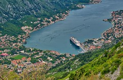 Bay of Kotor (Brook-Ward) Tags: hdr brook ward bay kotor montenegro adriatic sea water ocean city cityscape landscape europe travel vacation holiday