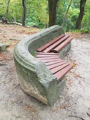 archway? bench? or both? - HBM! (1elf12) Tags: bench bank tiergarten halberstadt spiegelsberge germany deutschland