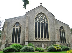 St Nicholas Church, North Walsham, Norfolk, England. (vagrantpunk) Tags: aaaa northwalsham