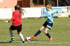 47 (Dale James Photo's) Tags: buckingham athletic football club ladies womens afc caversham thames valley counties league division two stratford fields buckinghamshire non