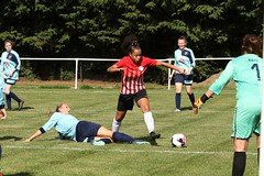 54 (Dale James Photo's) Tags: buckingham athletic football club ladies womens afc caversham thames valley counties league division two stratford fields buckinghamshire non