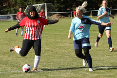 63 (Dale James Photo's) Tags: buckingham athletic football club ladies womens afc caversham thames valley counties league division two stratford fields buckinghamshire non