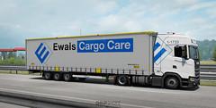 (gripshotz) Tags: ewals cargo care romania scania s450 krone mega liner trailer euro truck simulator ets 2