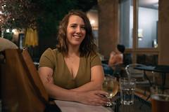Kelly at Taos Mesa Brewery (M///S///H) Tags: rx1 kelly mirrorless pointandshoot sony sonyrx1 taosmesabrewing taproom