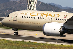 Boeing 787-9 A6-BLS Etihad Airways (msd_aviation) Tags: etihad etihadairways boeing 787 b7879 dreamliner boeing7879dreamliner aviation bcn lebl barcelonaelprat barcelonaairport barcelona take off abu dhabi