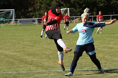 64 (Dale James Photo's) Tags: buckingham athletic football club ladies womens afc caversham thames valley counties league division two stratford fields buckinghamshire non