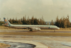 N8786R - Douglas DC-8-61CF (gavin354) Tags: n8786r douglas dc861cf dc8