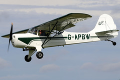 G-APBW_02 (GH@BHD) Tags: gapbw auster alpha auster5alpha laarally2019 laarally laa aircraft aviation sywellairfield sywell
