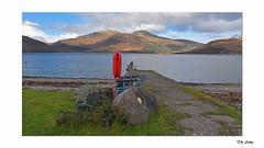 The Jetty... (Harleynik Rides Again.) Tags: glenelg jetty pier kylerhea isleofskye scotland westcoast westernisles highlands loch harleynikridesagain