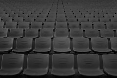 Stage (Roberto Crucitti) Tags: stage seat seats place your voice world difference unique uniqueness audience