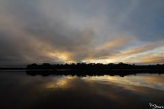 Sandoval lake (Kusi Seminario) Tags: paisaje landscape lake lago sunset atardecer reflejo reflection rainforest selva jungle nature outdoors tambopata madrededios peru southamerica sudamerica canon eos