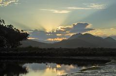 Marina Sunrise (marlin harms) Tags: sunrise hollisterpeak morrobaystatepark